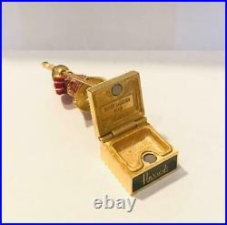 2008 HARRODS/Estee Lauder SENSUOUS CROWN JEWEL GUARD Solid Perfume Compact