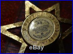 ESTEE LAUDER EVENING STAR SOLID PERFUME COMPACT 2012 Limited-Edition