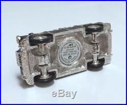 ESTEE LAUDER HARRODS TAXI SOLID PERFUME COMPACT in Orig BOXES MIBB 1/300 RARE