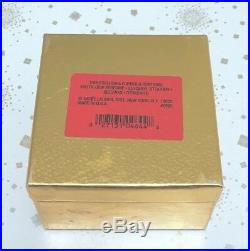 ESTEE LAUDER YOUTH-DEW SPECIAL EDITION 1993 SOLID PERFUME COMPACT Orig. BOX RARE
