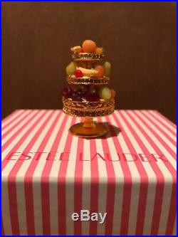 Estée Estee Lauder Beautiful 2003 Luscious Fruits Solid Perfume Compact