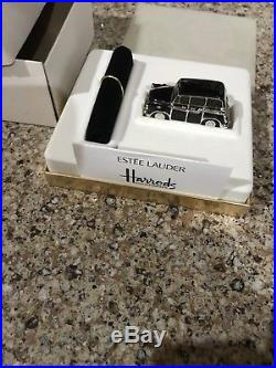 Estee Lauder 1 Of 400 2003 Harrods Classic Delivery Van Solid Perfume Compact