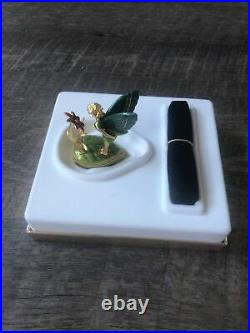 Estee Lauder 2001 Pleasures Solid Perfume Compact Intuition Fairy