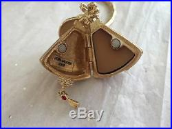 Estee Lauder 2005 Solid Perfume Compact Lucky Lantern Mibb Intuition Gorgeous