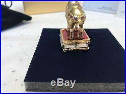 Estee Lauder 2009 Imperial Horse Solid Perfume Compact Mibb Beautiful Perfume