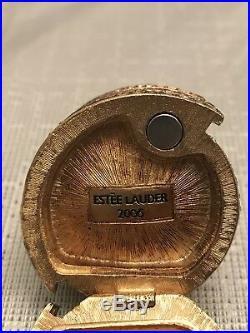 Estee Lauder Beautiful Coliseum Compact for Solid Perfume 2006 NIB