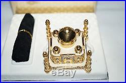 Estee Lauder Beautiful TAJ MAHAL Solid Perfume Compact 2003