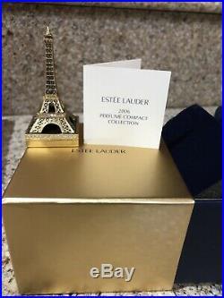 Estee Lauder Beyond Paradise 2006 (Eiffel) Tower Solid Perfume Compact
