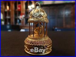 Estee Lauder Bird Cage 1998 Solid Perfume Compact