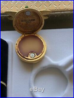 Estee Lauder Dragonfly Solid Perfume Compact