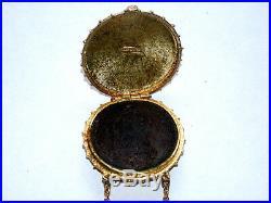 Estee Lauder Gemstone Solid Perfume Compact Pendant