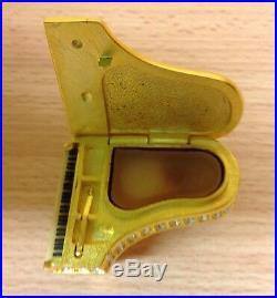 Estee Lauder Grand Piano Solid Perfume Compact