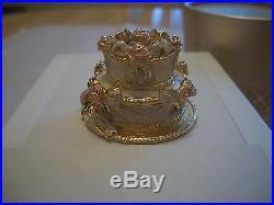 Estee Lauder Perfume Compact Rare Party Cake Mibb Gorgeous
