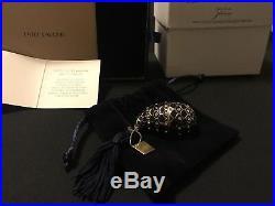 Estee Lauder Pleasures NIB 2007 Pretty Paisley compact for solid perfume