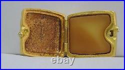 Estee Lauder Pleasures Solid Perfume Compact 0.12 Oz. New Unboxed