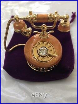 Estee Lauder Princess Phone 2000 Solid Perfume Pleasures Compact