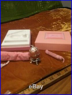 Estee Lauder Solid Perfume 1996 Pleasures Compact
