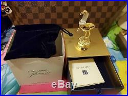 Estee Lauder Solid Perfume Pleasures Exotic Bird- Pretty