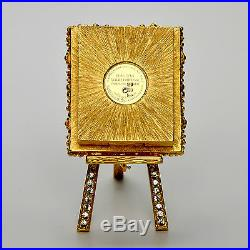 Estee Lauder WEEKEND ARTIST Compact for Solid Perfume 2002 Collection