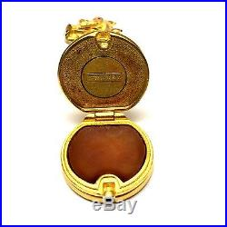 Estee Lauder pleasures CLASSIC CLOWN Solid Perfume Compact