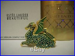 Game of Thrones Lovers Estee Lauder Solid Perfume Compact Magic Dragon MIBB