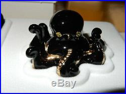 MIB Estee Lauder Octopus White Linen Perfume Solid Compact 2002 Figure