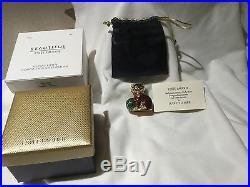 NIB Estee Lauder Judith Leibber Cuddly Kitten Compact BEAUTIFUL Perfume