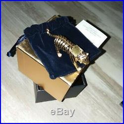 NIB New Estee Lauder Solid Perfume Compact Year of Tiger 2009 Beautiful