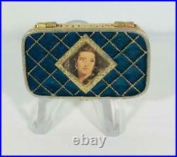 PROTOTYPE 1973 Estee Lauder YOUTH DEW PORTRAIT Solid Perfume Compact
