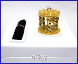 RARE Estee Lauder Cupid's Garden Perfume Compact 2003, with Beautiful Scent