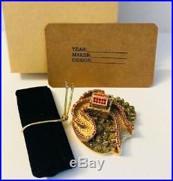 RAREFULL/UNUSED 2007 Estee Lauder GREAT WALL OF CHINA INTUITION Solid Perfume
