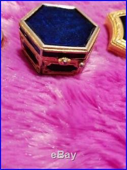 Vtg Estee Lauder Compact Perfume Collectible Lot